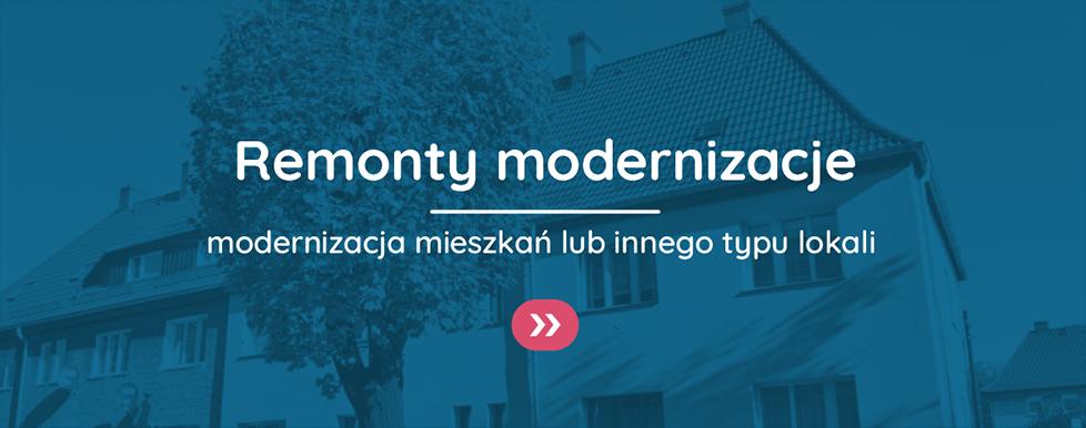 Remonty i modernizacje